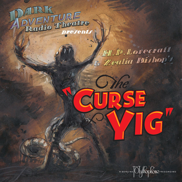 The Curse of Yig CD cover