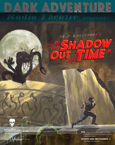 Dark Adventure Radio Theatre - The Shadow Out of Time