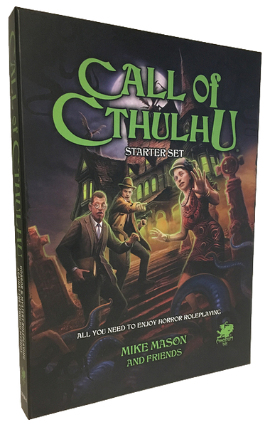 Call of Cthulhu™ Starter Set