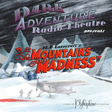 "Cover art for ""At the Mountains of Madness"" by Darrell Tutchton"