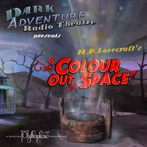 Colour Out of Space Cover