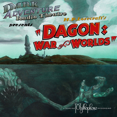 Dagon: War of Worlds Cover Art