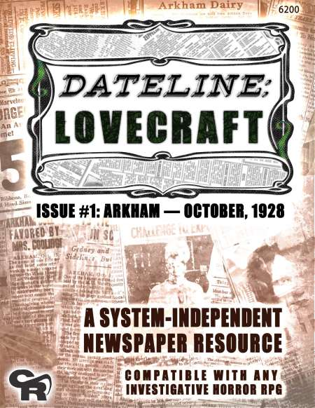 Dateline: Lovecraft