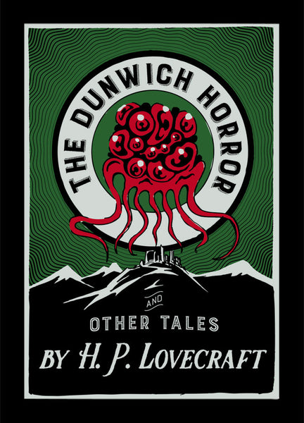 Vintage Book Cover T Shirts : Dunwich horror book cover t shirt the hplhs store