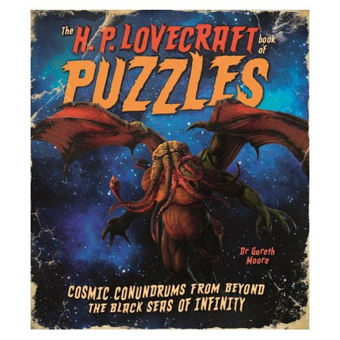 The H.P. Lovecraft Book of Puzzles