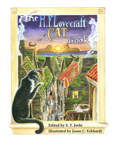 The H.P. Lovecraft Cat Book