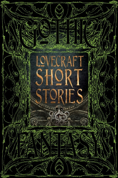 Lovecraft Short Stories Book