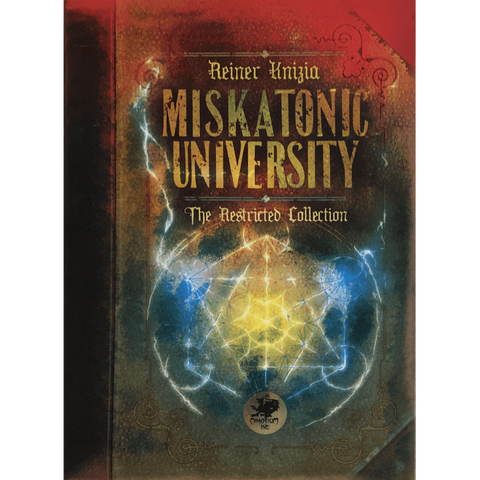 Miskatonic University - The Restricted Collection Game