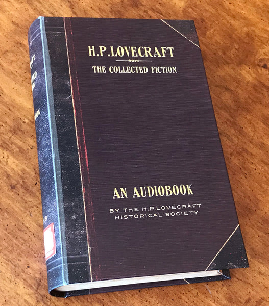Lovecraft Audiobooks by the HPLHS