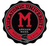 Miskatonic University Pin