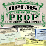 HPLHS Prop Collection - Vol. 1