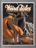 Cover image of Weird Tales, April 1924