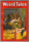 Cover image of Weird Tales, June 1926