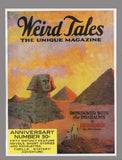 Cover image of Weird Tales, May/June/July 1924
