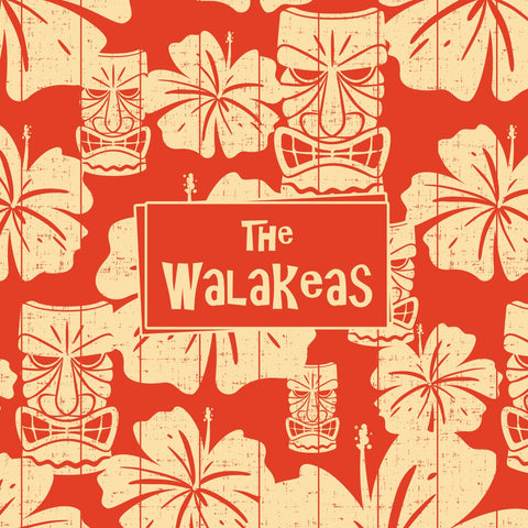 The Walakeas EP: Island Music for Deep Ones