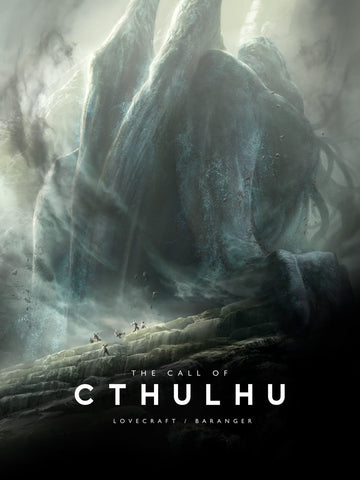 The Illustrated Call of Cthulhu
