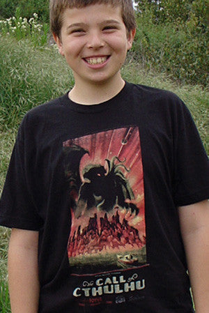 Call of Cthulhu T-shirt