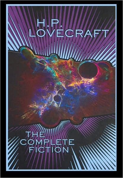 The Complete Fiction of H.P. Lovecraft Book