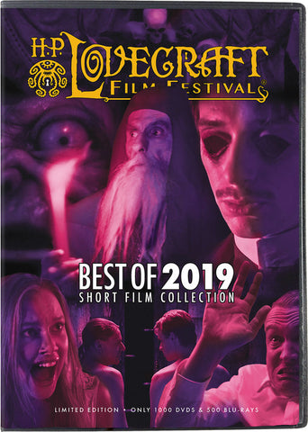 H.P. Lovecraft Film Festival - Best of 2019 DVD