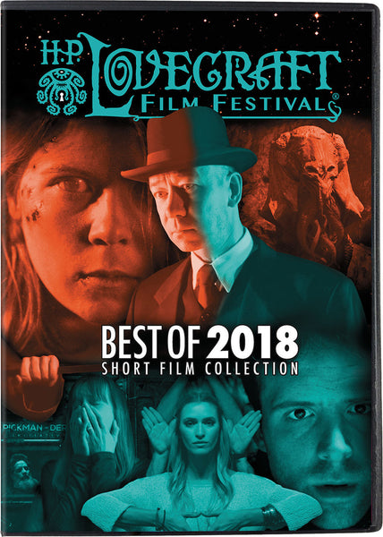 H.P. Lovecraft Film Festival - Best of 2018 DVD