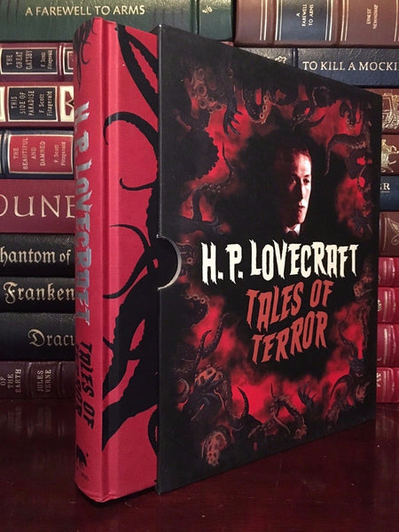 H.P. Lovecraft Tales of Terror Book