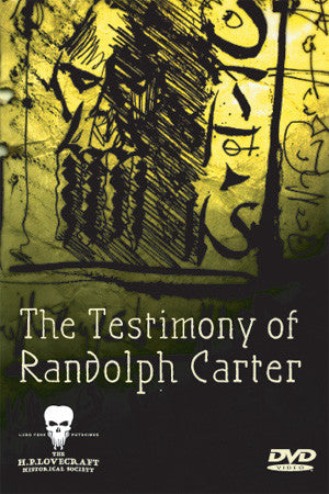 The Testimony of Randolph Carter - DVD