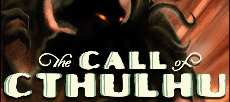Poster image for the motion picture version of The Call of Cthulhu