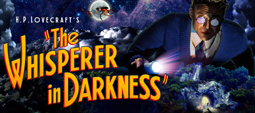 Poster image for the motion picture version of The Whisperer in Darkness