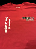 "Boosted Solutions Red T Shirt ""Make Street Racing Great Again"" FREE SHIPPING"