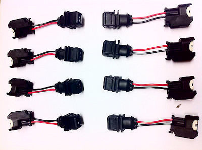 8-LS1 LS6 LT1 EV1 Engine wire Harness to LS2 LS3 LS7 EV6 Injector Adapters
