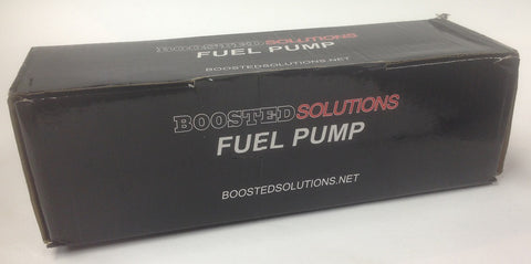 Boosted Solutions 340 External Inline Fuel Pump