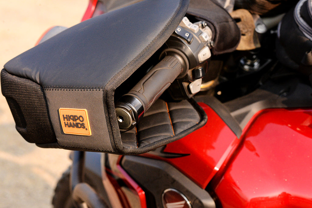 Backcountry — Enduro and dirt bike motorcycle hand covers