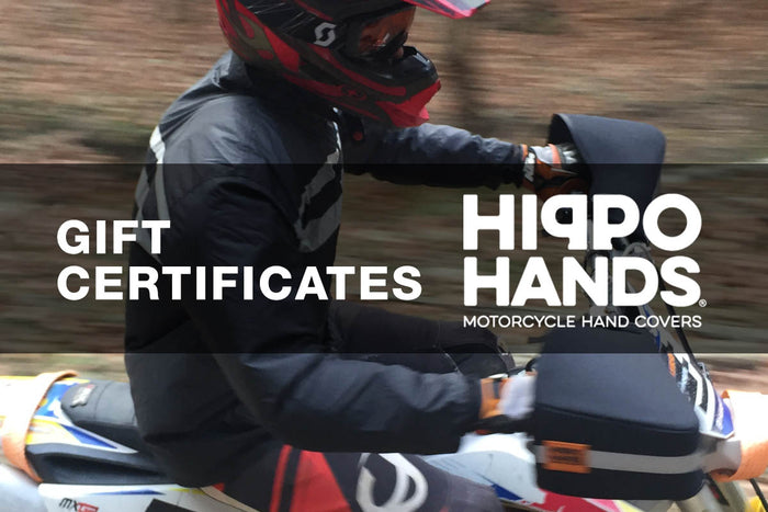 Hippo Hands Gift Certificates