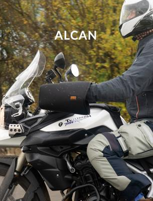 Alcan for Adventure Bikes