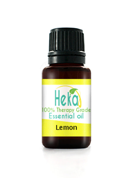 Lemon Essential Oil - Essential Oils -