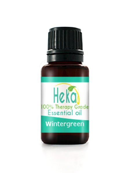 Wintergreen Essential Oil - Essential Oils -