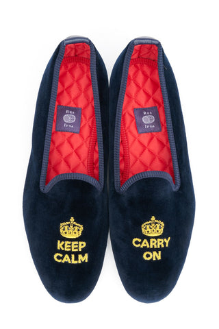Res Ipsa Keep Calm & Carry On Loafers