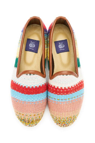 Res Ipsa Women's Kilim Loafers