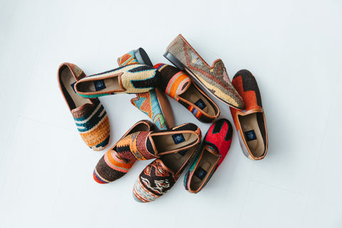 Kilim Loafers