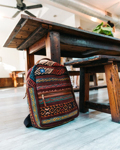 Res Ipsa Kilim Backpack