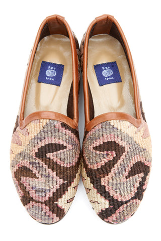 Res Ipsa men's kilim loafers