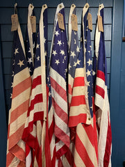 Res Ipsa Vintage American Flags