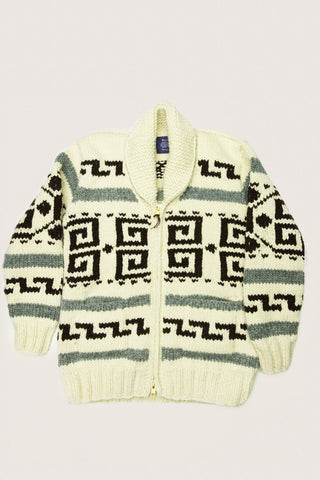 Res Ipsa Dude Hand-Knit Cowichan Sweater