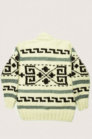 Dude Hand-Knit Cowichan Sweater