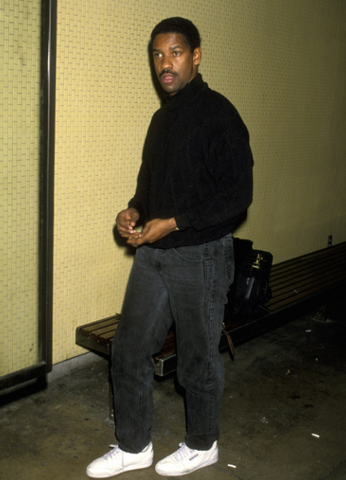 Denzel Washington in the 90's