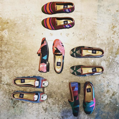 Res Ipsa Kilim Loafers