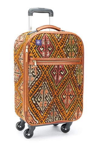 Res Ipsa Kilim Rolling-Carry On