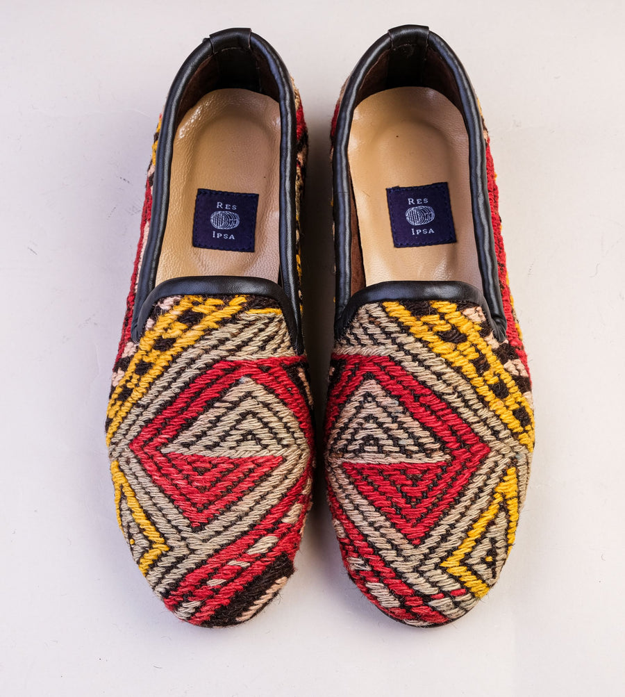 Men's Kilim Loafer 8-34
