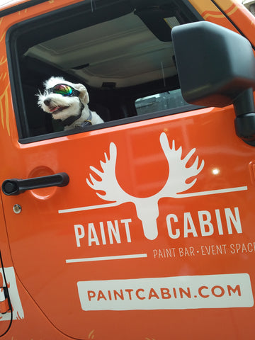 Paint Cabin - Henry
