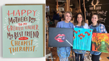 Mothers Day Event at Paint Cabin!